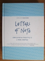 comperta: Shaun Usher - Letters of note. Correspondence deserving of a wider audience