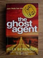 comperta: Alex Berenson - The Ghost Agent