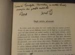 Ionel Pop - Intalniri neasteptate (cu autograful si dedicatia autorului)
