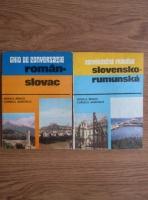 Monica Breazu - Ghid de conversatie roman-slovac (2 volume)