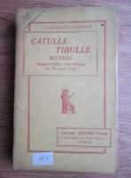 Catulle et Tibulle - Oeuvres (1931)