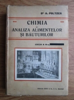 A. Poltzer - Chimia si analiza alimentelor si bauturilor (1924)