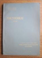 V. Manilici - Memorii (volumul 7). Studiul zacamantului de la Baia Sprie