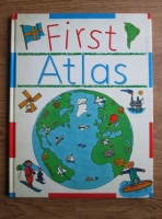 Nicola Wright - First Atlas