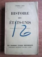Firmin Roz - Histoire des etats-unis (1930)