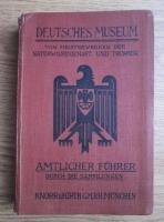 Amtlicher Fuhrer Durch die Sammlungen (1925)