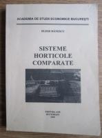 Anticariat: Bujor Manescu - Sisteme horticole comparate