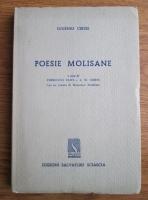 Eugenio Cirese - Poesie molisane a cura di Ferruccio Ulivi e A. M. Cirese. Con un ritratto di Domenico Purificato