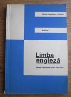 Marcela Dragomirescu-Nicolescu - Limba engleza. Manual experimental pentru clasa a 5-a