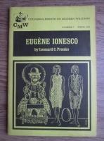 Leonard C. Pronkjo - Eugene Ionesco