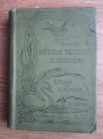 E. Aubert - Nouvelle histoire naturelle elementaire (1908)