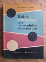 Gh. Dabija - Bolile infectioase ale animalelor domestice