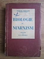 Anticariat: Marcel Prenant - Biologie si marxism (1946)