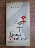 Virgil Carianopol - Stergar romanesc