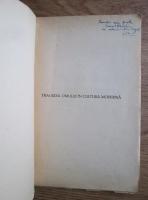 Anticariat: Constantin C. Pavel - Tragedia omului in cultura moderna (cu autograful si dedicatia autorului, 1941)