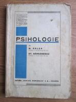 M. Ralea - Psihologie (1938)