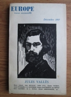 Europe, Nr. 144, Decembre 1957: Jules Valles