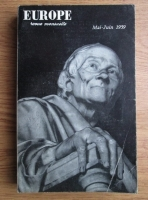 Anticariat: Europe, Nr. 361-362, Mai-Juin 1959