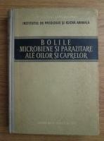 I. Bercea - Bolile microbiene si parazitare ale oilor si caprelor