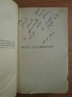 Anticariat: Camil Petrescu - Patul lui Procust (cu autograful sotiei autorului, Ghighi Petrescu)