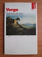 Giovanni Verga - Dal tuo al mio