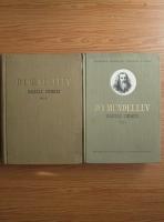 Dmitri Ivanovich Mendeleev - Bazele chimiei (2 volume)