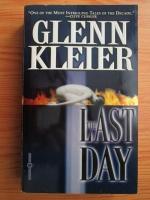 Anticariat: Glenn Kleier - The Last Day