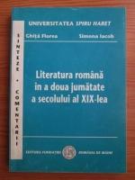 comperta: Ghita Florea - Literatura romana in a doua jumatate a secolului al XIX-lea
