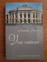 comperta: Alexandru Popescu - Viena romaneasca. Un ghid sentimental