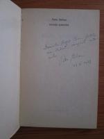 Petre Strihan - Marea albastra. Poezii si aforisme (cu autograful autorului)