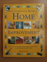 Mike Lawrence - The complete book of home improvement