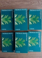 Thomas Mann - Buddenbrooks. Lotte in Weimar. Bekenntnisse des Hochstaplers Felix Krull. Doktor Faustus. Konigliche Hoheit. Der Zauberberg