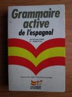 Enrique Pastor - Grammaire active de l espagnol