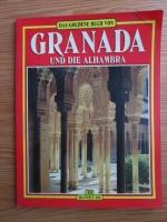 Das goldene buch von Granada und die Alhambra