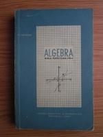 Gheorghe Dumitrescu - Algebra. Manual pentru clasa a VIII-a (1963)