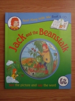 comperta: Jack and the Beanstalk. Read along with me book and CD