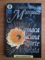 Gabriel Garcia Marquez - Cronaca di una morte annunciata