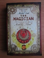 Michael Scott - The Magician. The Secrets of the Immortal Nicholas Flamel