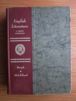 Albert C. Baugh, George Wm. McClelland - English literature. A period anthology