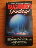 Lucius Shepard, Connie Willis, George R. R. Martin, Tanith Lee - Isaac Asimov s Fantasy! (antologie)