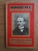 Octav Minar - Odobescu povestind copiilor (editie veche)