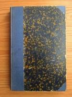 Jean Bart - Datorii uitate (1916, prima editie)