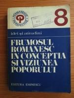 Anticariat: Frumosul romanesc in conceptia si viziunea poporului