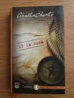 Agatha Christie - 13 la cina