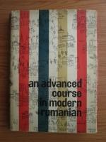 Ana cartianu, Leon Levitchi, Virgil Stefanescu Draganesti - An advanced course in modern rumanian
