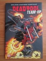 Anticariat: David Lapham, Stuart Moore, Dalibor Talajic - Deadpool Team-Up. Salut, Les Copains!