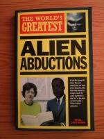 Anticariat: Nigel Cawthorne - The world's greatest alien abductions