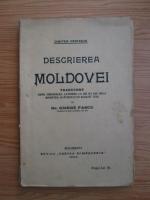 Dimitrie Cantemir - Descrierea Moldovei (1923)