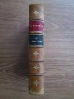 Anticariat: La Bruyere - Les Caracteres (1885)