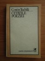 Anticariat: Constantin Tuchila - Cetatile poeziei